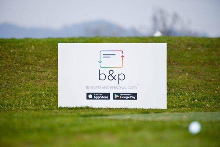 b&p Card al Winter Gala all'Asolo Golf Club